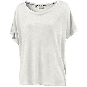 TIMEZONE Oversize Shirt Damen weiß