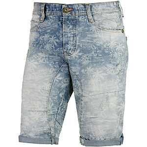 M.O.D Janis Jeansshorts Herren light blue denim