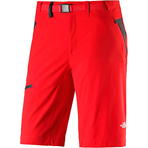 The North Face Speedlight Funktionsshorts Herren orange