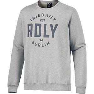 iriedaily Sweatshirt Herren grau melange