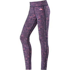 The North Face Pulse Tights Damen navy/apricot