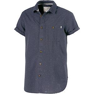 Bench Kurzarmhemd Herren blau