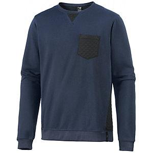 iriedaily Sweatshirt Herren navy/schwarz