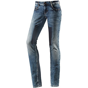 Mogul Piper Skinny Fit Jeans Damen dark denim