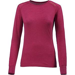 ORTOVOX Merino Ultra 105 Funktionsshirt Damen pink