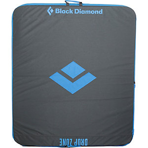 Black Diamond Drop Zone Crashpad schwarz/blau