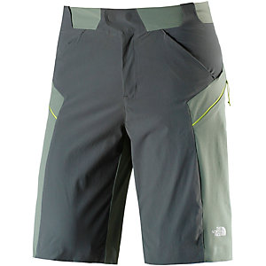 The North Face Mezurashi Funktionsshorts Herren oliv