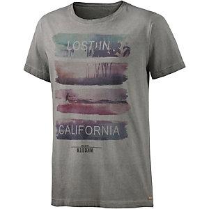 M.O.D T-Shirt Herren hellgrau