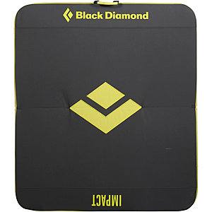 Black Diamond Impact Crashpad schwarz/grün