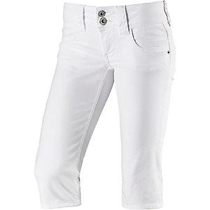 Pepe Jeans Venus Crop Shorts Damen weiß