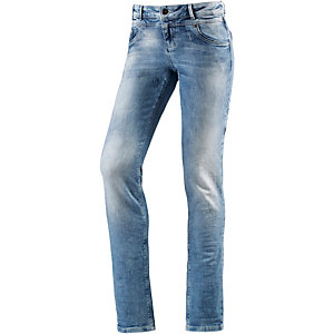 M.O.D Rea Straight Fit Jeans Damen used denim