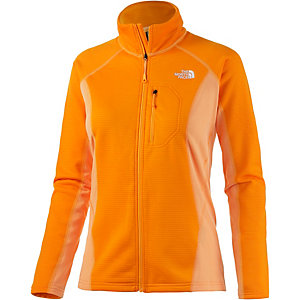 The North Face Super Flux Fleecejacke Damen orange