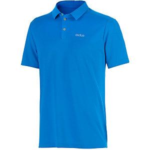 Odlo Tec Shirt Poloshirt Herren royal