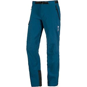 Mountain Hardwear Chokstone Softshellhose Herren blau