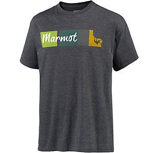 Marmot 5.15 Funktionsshirt Herren anthrazit