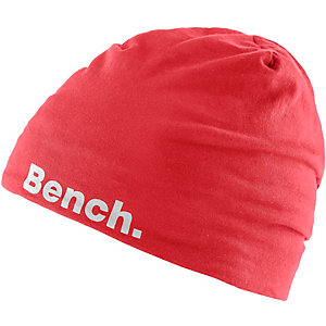 Bench Beanie Kinder rot