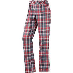 Jockey Pyjamahose Damen pink/grau