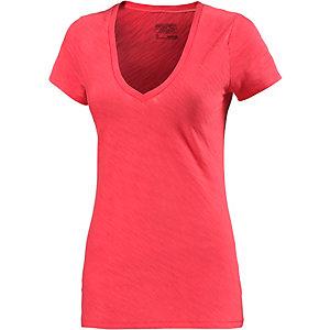 Patagonia Necessity V-Shirt Damen rot