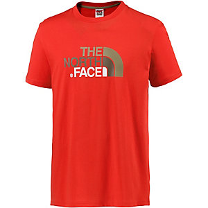 The North Face Easy Printshirt Herren rot
