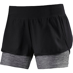 The North Face Dynamix Funktionsshorts Damen schwarz/grau