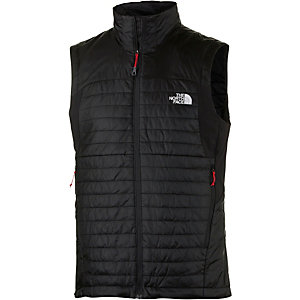 The North Face Steppweste Herren schwarz