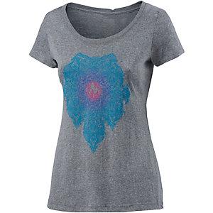 Marmot Emmy Printshirt Damen grau