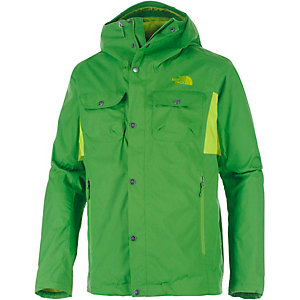 The North Face Arrano Funktionsjacke Herren grün/lemon