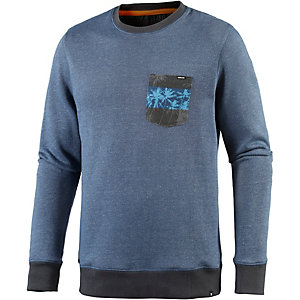 Hurley Cruiser Sweatshirt Herren blau
