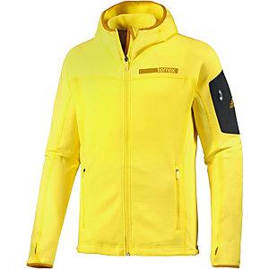 adidas Terrex Stockhorn Fleecejacke Herren gelb