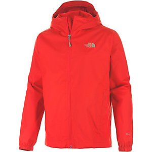 The North Face Quest Hardshelljacke Herren rot