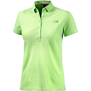 The North Face S/S Polo Poloshirt Damen lemon