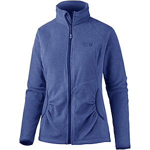 Mountain Hardwear Escalon Fleecejacke Damen blau melange