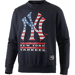 Majestic Athletic NY Yankees Sweatshirt Herren navy