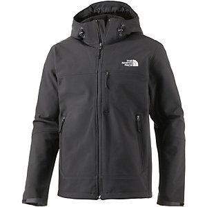 The North Face Apex Bionic Softshelljacke Herren schwarz