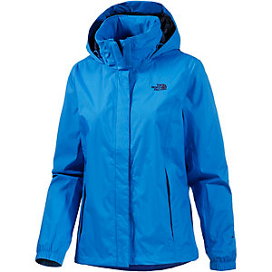 The North Face Resolve Hardshelljacke Damen blau