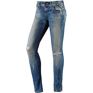 LTB Deanna Skinny Fit Jeans Damen destroyed denim