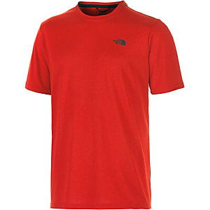 The North Face Graphic Reaxion Funktionsshirt Herren rot