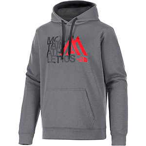 The North Face Graphic Surgent Hoodie Herren grau