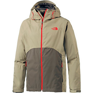 The North Face Sequence Hardshelljacke Herren beige