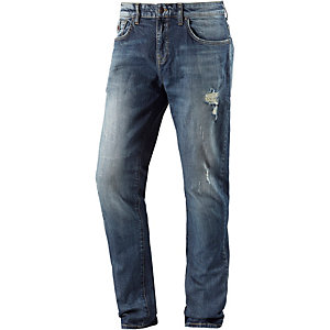 LTB Joshua Straight Fit Jeans Herren destroyed denim