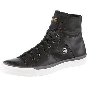 G-Star CAMPUS Sneaker Herren schwarz