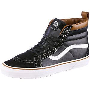 Vans SK8-Hi MTE Winter Sneaker schwarz/weiß