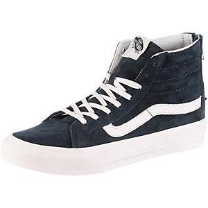 vans sk8 hi slim sneaker damen blau im online shop von. Black Bedroom Furniture Sets. Home Design Ideas