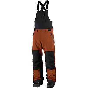 Ride Snowboards Holman Snowboardhose Herren orange/schwarz