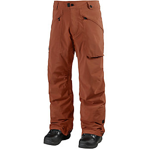 Ride Snowboards Alki Snowboardhose Herren orange