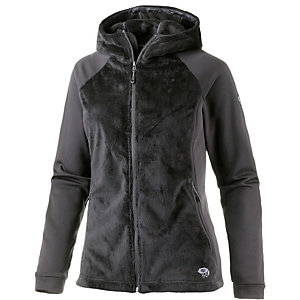 Mountain Hardwear Pyxis Stretch Fleecejacke Damen schwarz