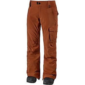 Ride Snowboards Fairmount Snowboardhose Damen orange