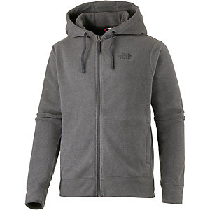 The North Face 100 Empro Fleecejacke Herren grau