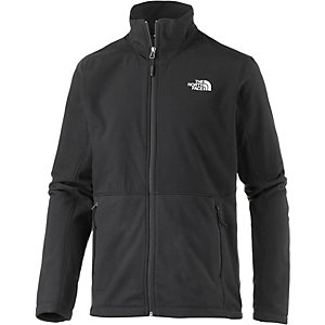 The North Face Tech Fleecejacke Herren schwarz