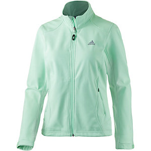 adidas Softshelljacke Damen mint